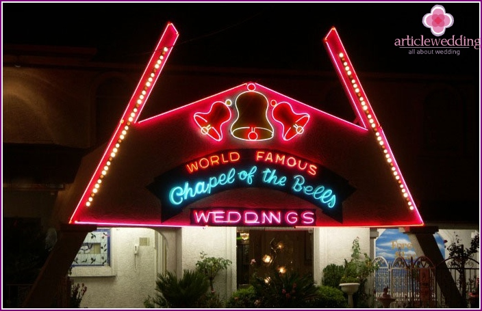 Las Vegas Wedding Hall