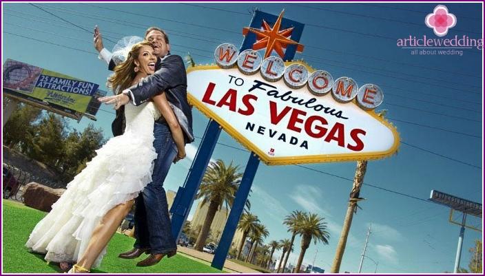 Lawn Decor: Las Vegas Style