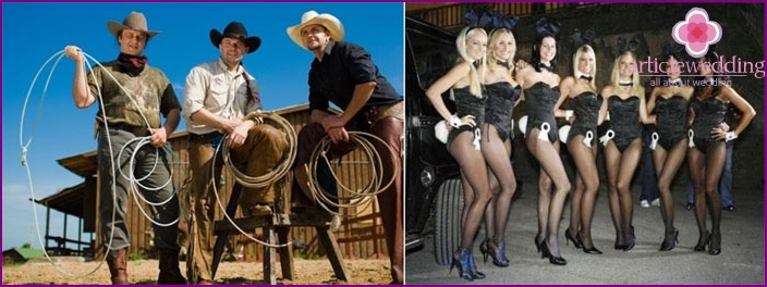Western cowboy entertainment