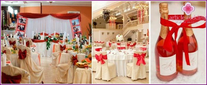 Oscar Banquet Hall Decor