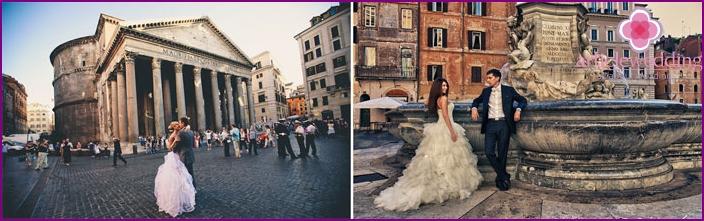 Römische Hochzeit
