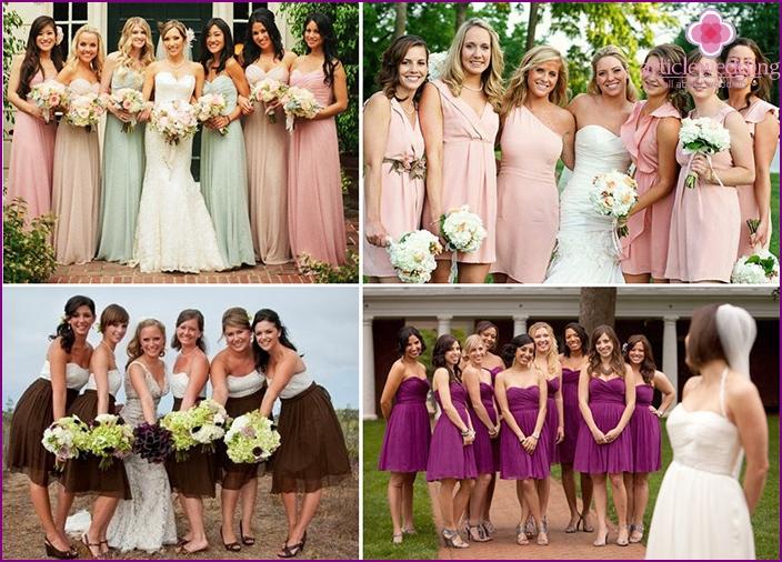Dress code for a Paris wedding
