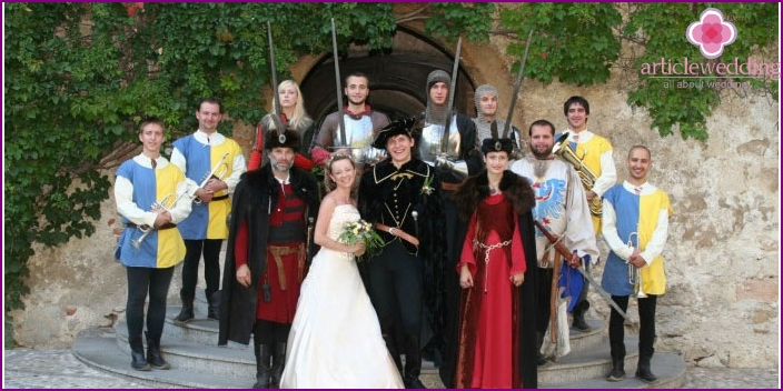 Dress code for wedding guests