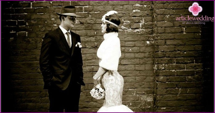 Newlyweds Chicago Feier
