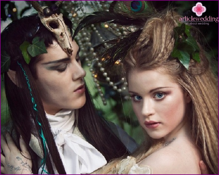Elven Fairytale Wedding