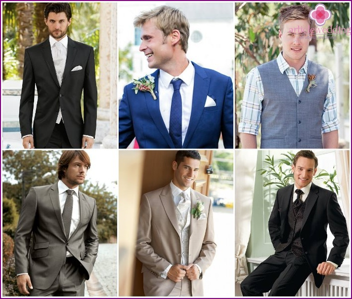 Groom Suit for Wedding
