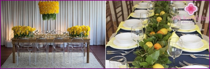 Yellow daffodils decorate any space