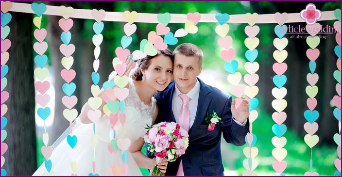Garland for wedding