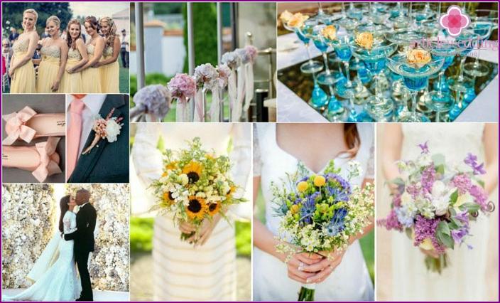 Color wedding 2016