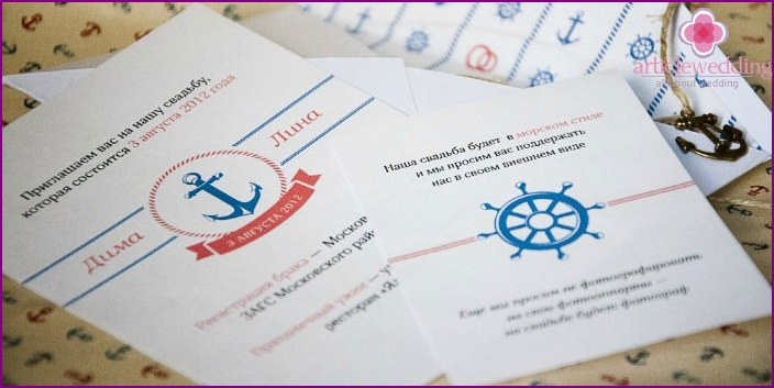 How to sign an invitation with a wedding dress code