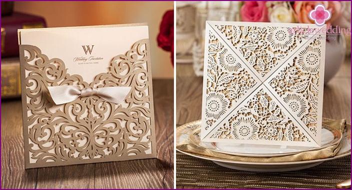 Wedding Invitation Ideas - Photos