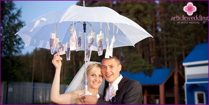 Raha sateenvarjo