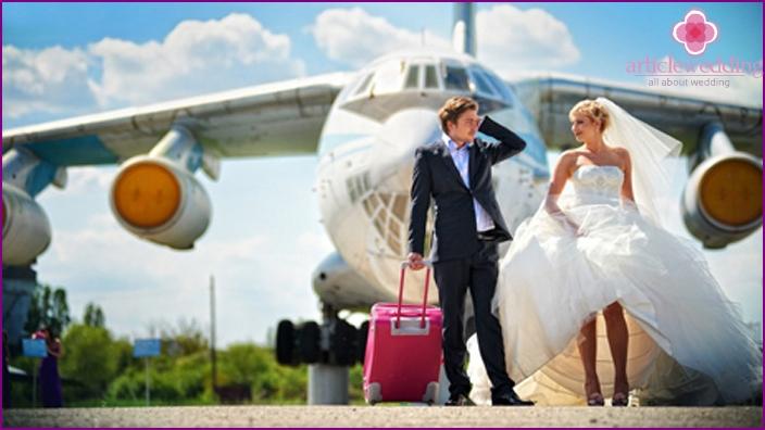 Wedding Trip as a Parent Presentation