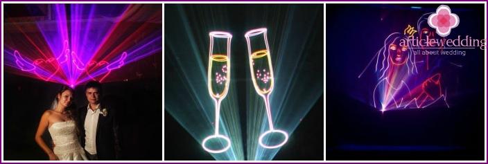 Häälahja - lasershow