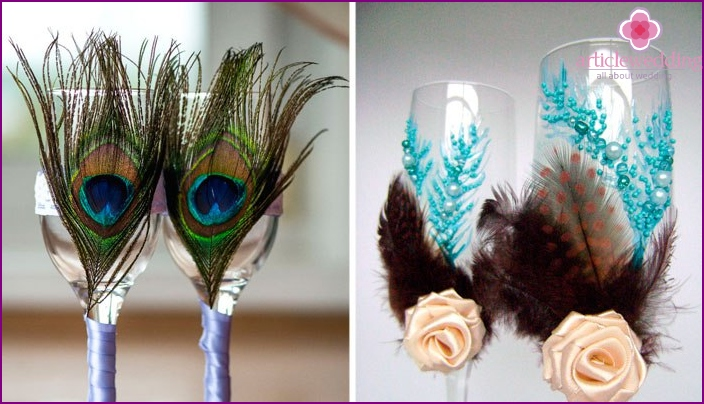 Feather Options