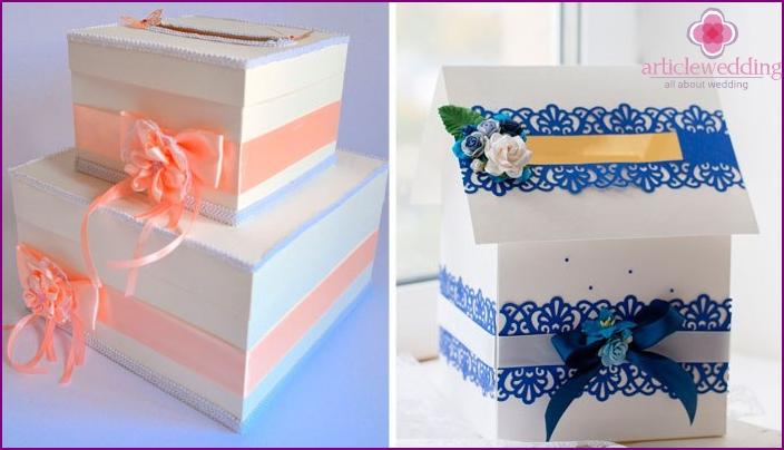 Wedding Box Options
