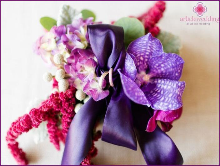 Flower pad
