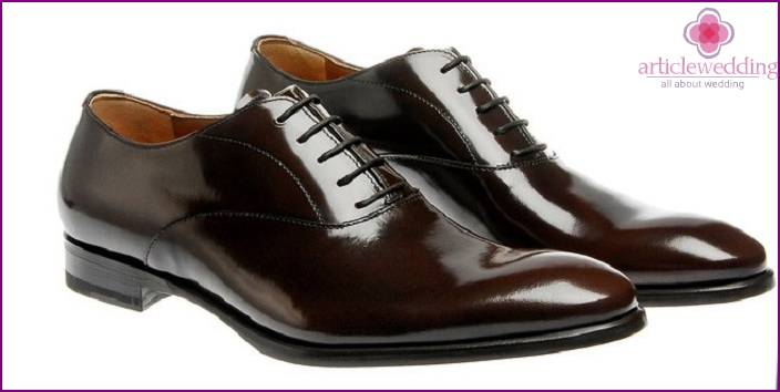 Oxfords: classic is always in fashion