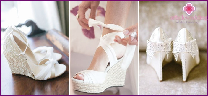 Honeymoon Wedge Heel