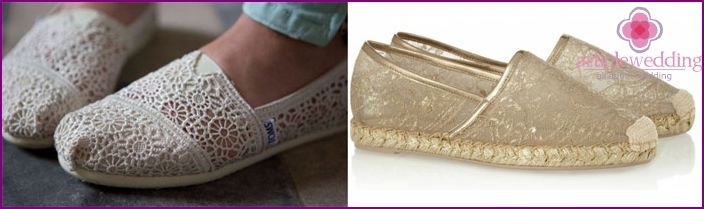 Wedding Espadrilles