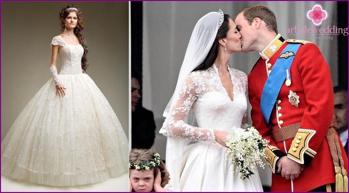 Royal wedding chic