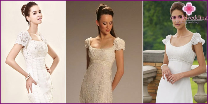 Dresses for brides