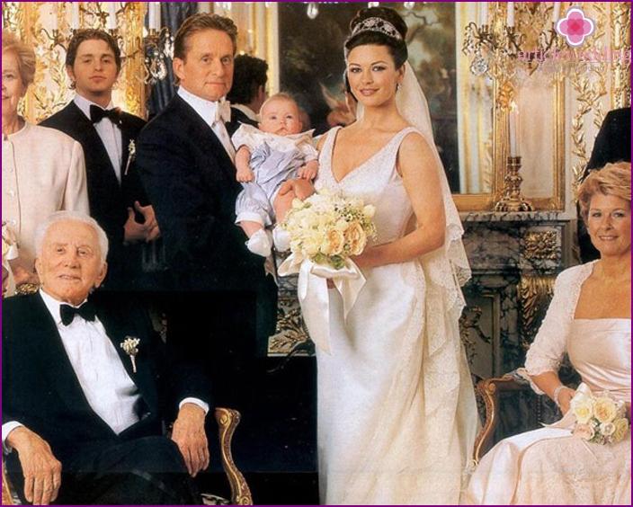Wedding Dress Catherine Zeta-Jones