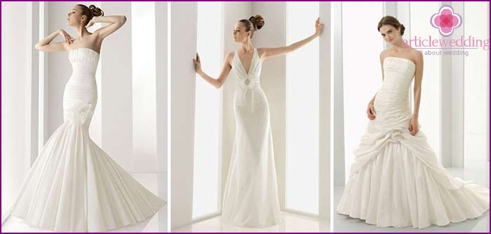 Bride Look: Bodycon Long Robe