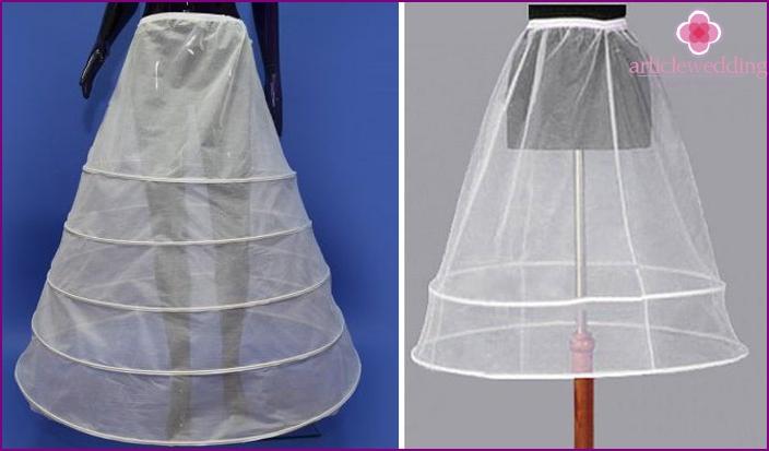 Starrer Petticoat