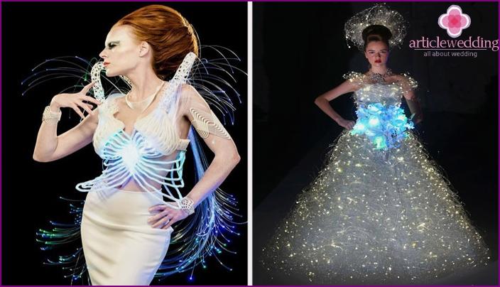 LED outfits