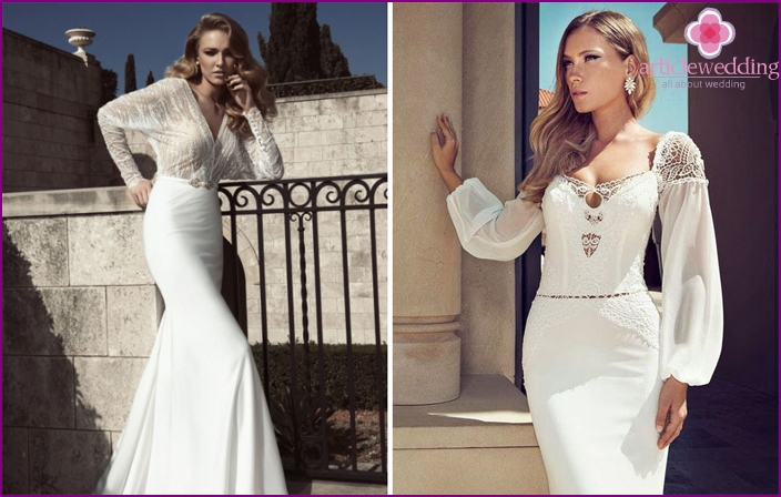 Juliet sleeve and stylish doloman