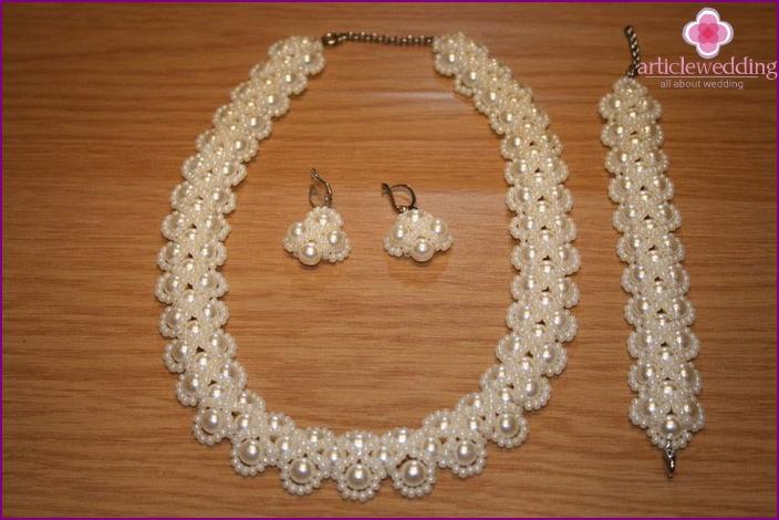 Honeymoon Bead Jewelry