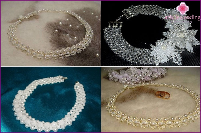 Bead Wedding Decorations