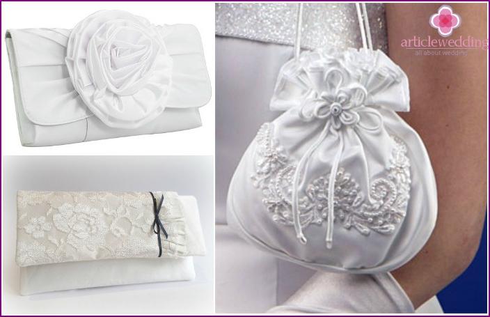 Hochzeitsaccessoires 2016: Brauthandtasche