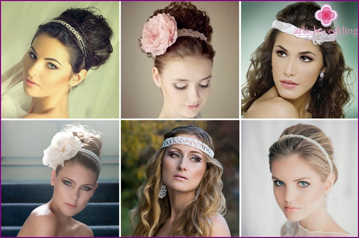 Best wedding styling with ribbons