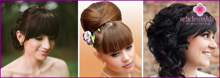 Loma-hiusmuotoiluvaihtoehdot