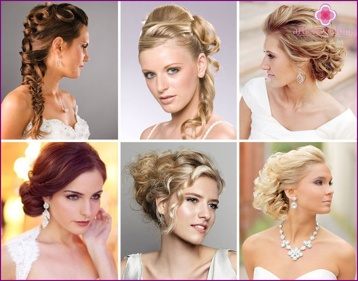 Top Wedding Celebrity Hairstyles