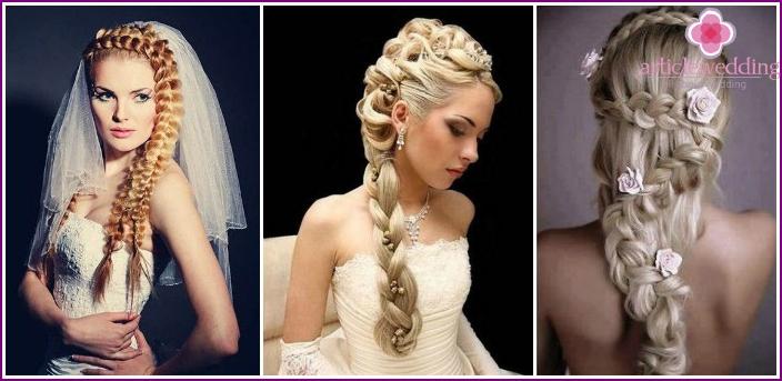 French styling wedding styling