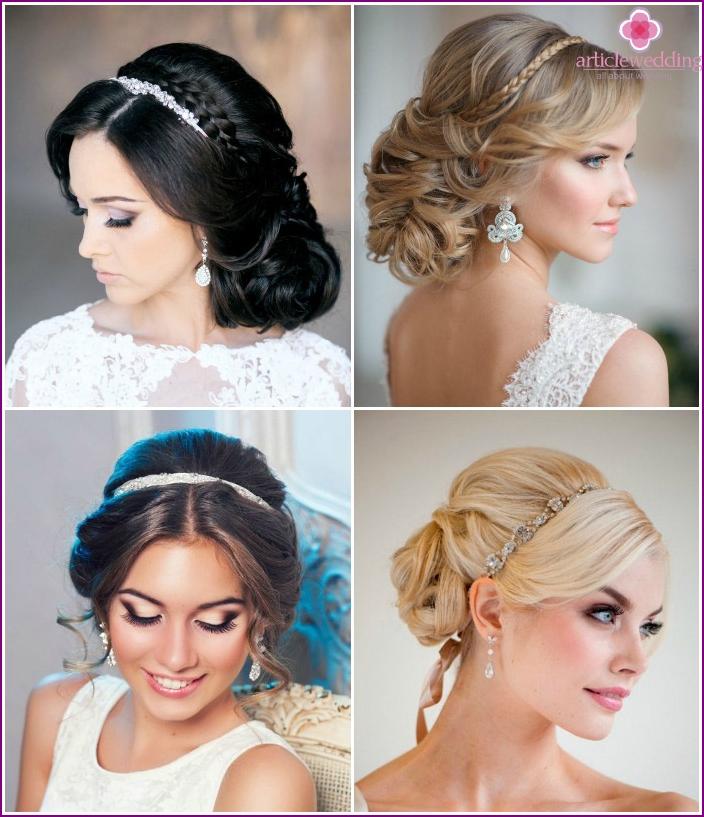 Greek style styling