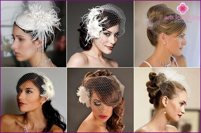Veils for brides