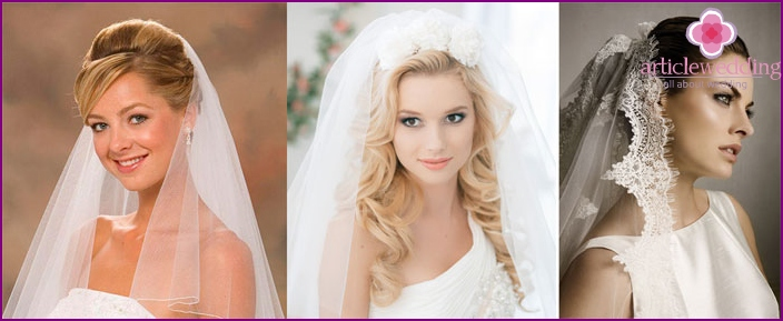 What to look for when choosing a veil