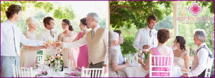 Fun wedding contests