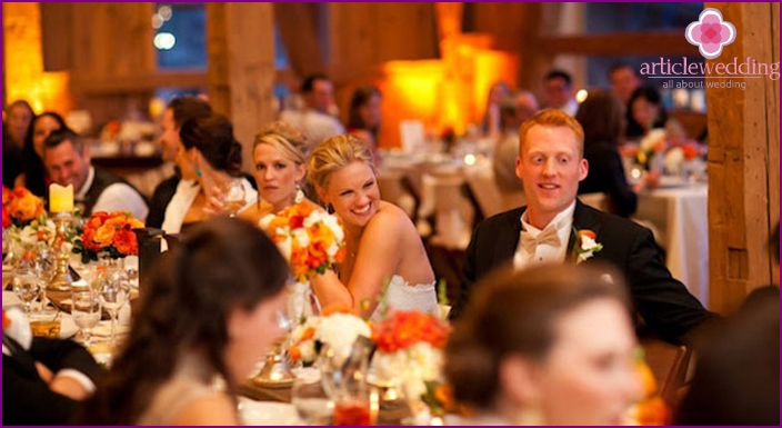 Brettspiele für die Hochzeit - ein universelles Unterhaltungsprogramm