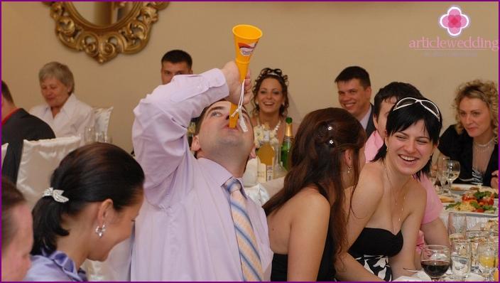 Unterhaltsame Spiele für Jugendliche bei einer Hochzeit