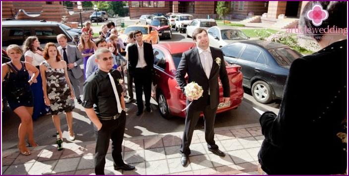 Fake groom -kilpailu