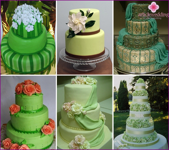 Sweets in spring and summer design