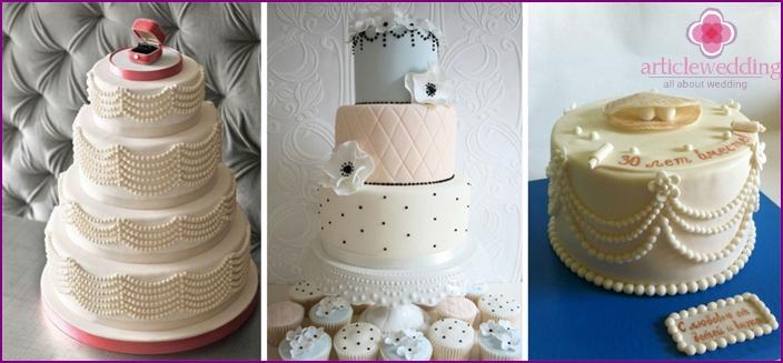 Kuchen Ideen für Pearly Ehepartner