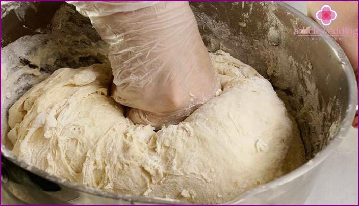 Kneading process