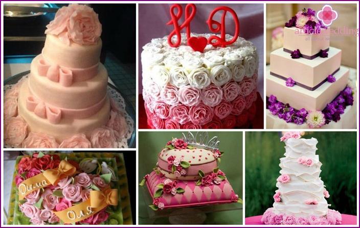 10. syntymäpäivän kakku