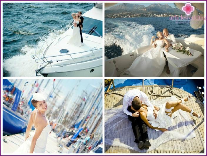 Mauritius Yacht Häät